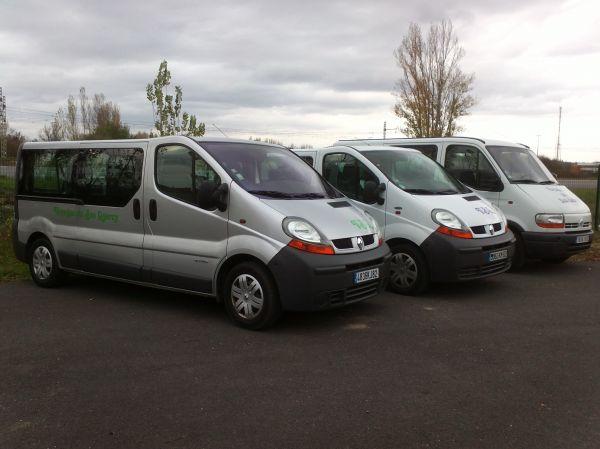Nos Véhicules - Voyages du Bas Quercy - Moyenne Capacité
