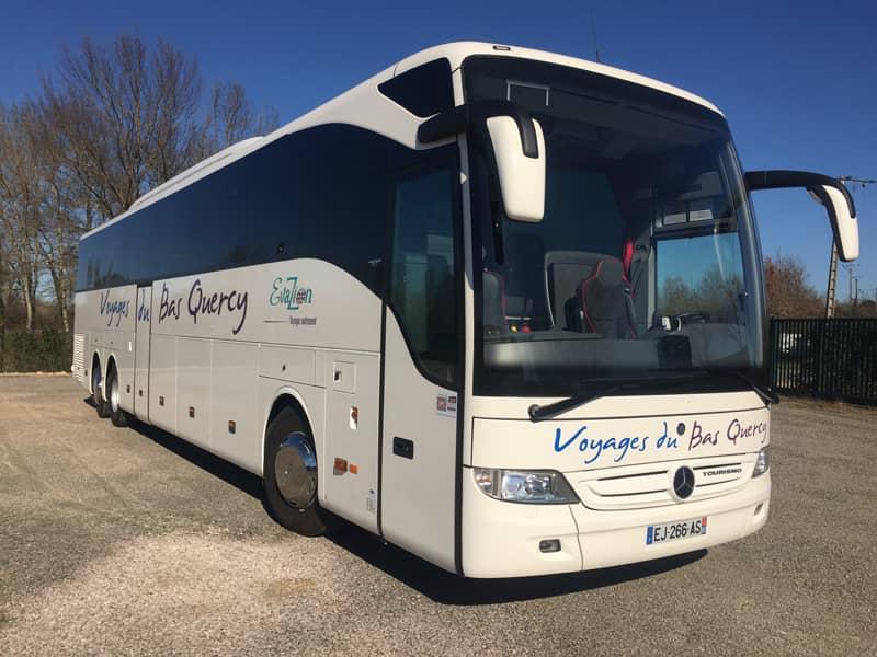 autocar tourisme voyages du bas quercy