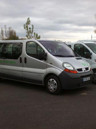 louer un minibus voyages du bs quercy à caussade